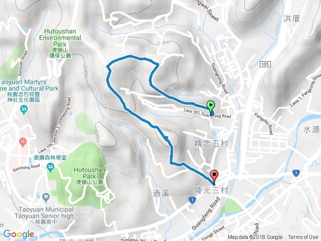 楓樹坑步道(龜崙山)