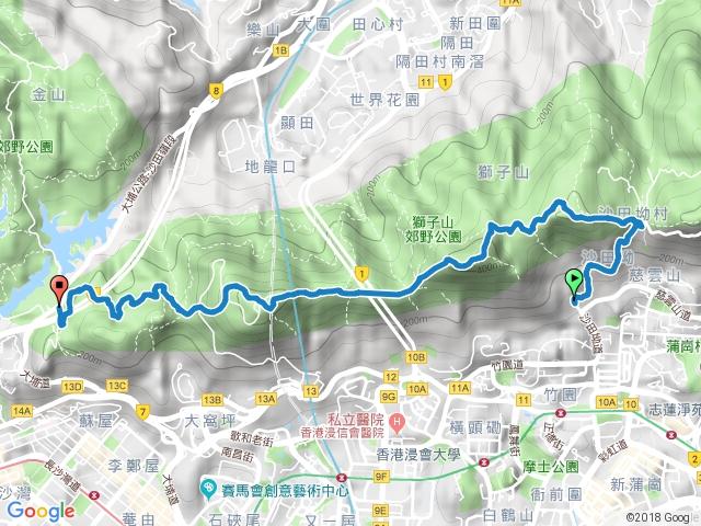 香港獅子山