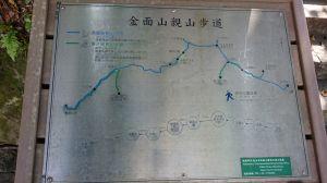 1070323劍潭山連走剪刀山金面山步道
