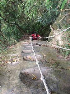 南港山攀岩