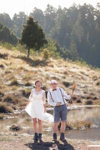 加羅湖 婚紗 照