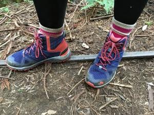【鞋測】山女孩必入荷─TNF Ultra Fastpack II輕量中筒登山鞋