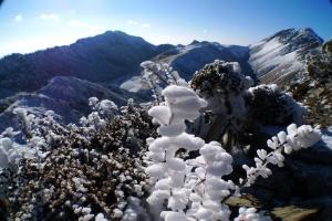 【山岳之美】冰雪南湖