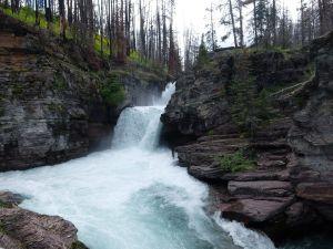 美國-冰河國家公園健行