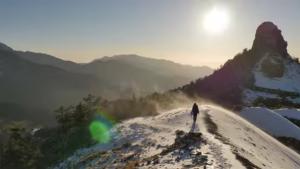 【短片】聖稜 雪山的脊樑