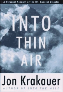 【電影】超越巔峰(Into Thin Air: Death on Everest)