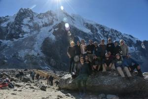 祕魯索坎泰健行與馬丘比丘探險