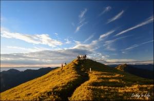 【南投】Day2-南華山日出下光被八表
