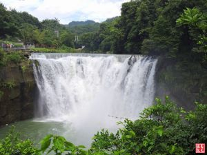 【新北市】眼鏡洞瀑布、十分大瀑布