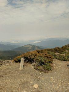 雪山主峰東峰
