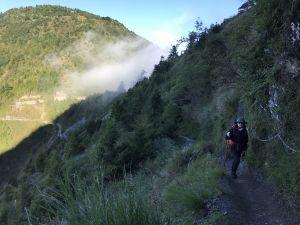 玉山前峰 晴午後多雲