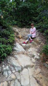 軍艦岩、丹鳳山步道