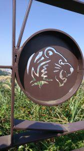 四獸山連走(象-獅-豹-虎)