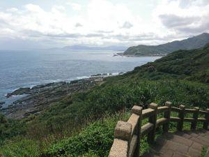 鼻頭角步道看海 2017.03.12