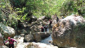 【戶外百科】跟著四季去溯溪 猴洞坑溪體驗紀錄