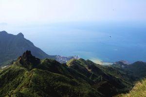 半平山斷崖水管路(瑞芳小錐麓)