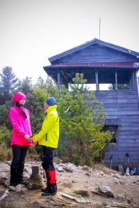 西巒大山 Ⅱ 2015 膝軟大山