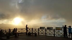 黃金雲霧基隆山