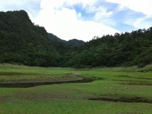 松羅湖之美