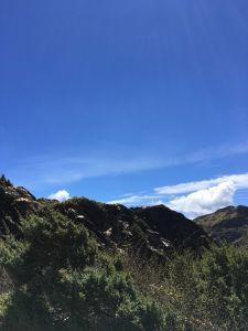 合歡主峰,百岳練習⋯