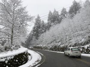 2018.02 - 見晴懷古步道賞雪趣
