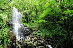 【新北市】夏日涼山 : 雲森瀑布+組合山 O型走