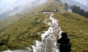 【公告】雪霸登山路線分級之異動說明