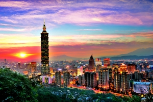 【美哉台灣】象山與台北101