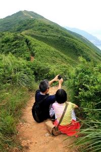 【香港】龍脊逍遙遊:行走龍背的快感