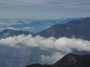 山岳之美 - 南嶽.北大武山