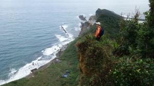 港仔尾連峰、酋長岩、蕃仔澳山、象鼻岩連走