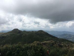 陽明山之七星山、夢幻湖、風櫃口步道健行