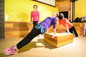 【健行學堂】健行笑膝膝的第七堂課:核心訓練