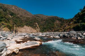 寶來溪野溪溫泉 | 七坑、十坑