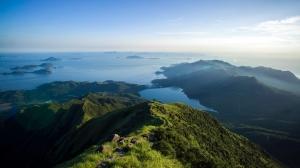 【山岳之美】夕陽