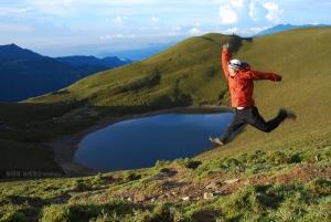 【山岳之美】嘉明湖