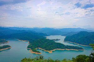 千島湖。鱷魚頭 O型走2018.04.20