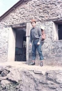 1969元旦登台灣五岳老么北大武山