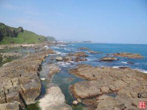 【基隆】潮境公園濱海岩岸、望幽谷