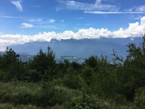 武法奈尾山