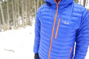 【衣測】Rab Microlight Alpine 抗水羽絨外套