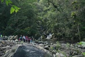 【步道小旅行】雲森瀑布步道