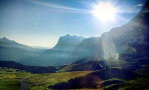 Jungfraujoch 少女峰