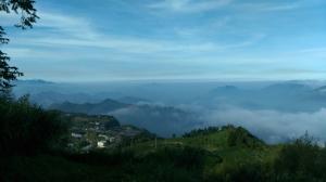 漫步在雲端~二延平霧之道雙拼