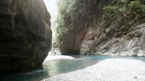 三棧南溪的神祕境地。白金峽谷
