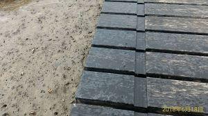 高美濕地木棧道