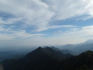 小百岳第33座苗栗獅潭仙山之三角點已遺失