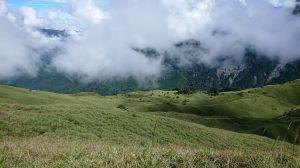 小奇萊草原