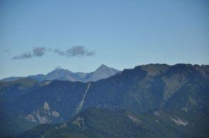 也是很美的石門山