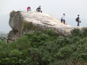 軍艦岩.丹鳳山步道